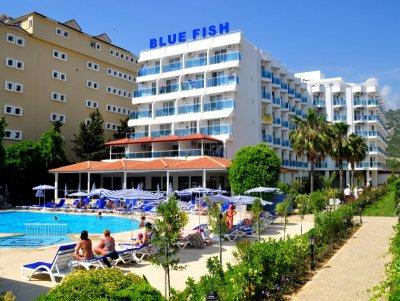 BLUE FISH 4*