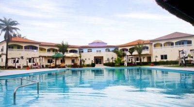 Гамбия, Банжул,  отель DJELIBA 3*