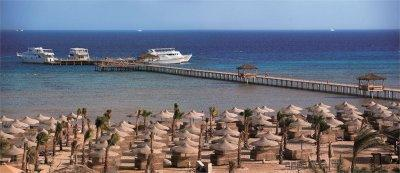 AMWAJ BLUE BEACH RESORT & SPA ABU SOMA 5*