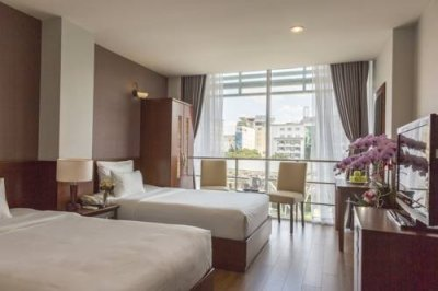 PARK VIEW SAIGON HOTEL (EX. ASIAN RUBY PARK VIEW) 3*