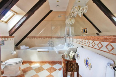 ALCHYMIST PRAGUE CASTLE SUITE 4*