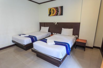 SHARAYA RESIDENCE PATONG (EX.ASIALOOP G-HOUSE) 3*