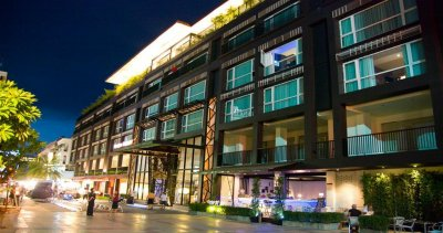 AYA BOUTIQUE HOTEL PATTAYA (EX. FRASER RESORT) 4*