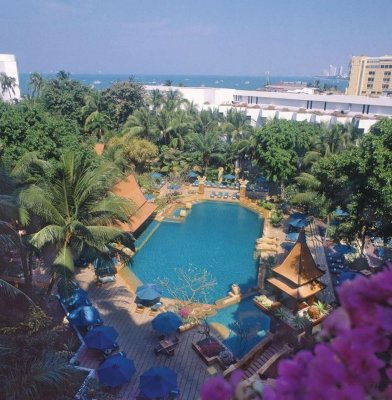 AVANI PATTAYA RESORT & SPA (EX. PATTAYA MARRIOTT RESORT & SPA) 5*