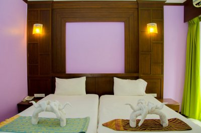 HAWAII PATONG (EX. AZURE INN; BED TIME PATONG; TUANA YK PATONG RESORT) 3*