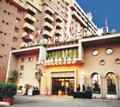 ASTORIA PALACE PALERMO 4*
