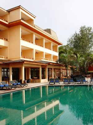 ALLAMANDA BEACH RESORT & SPA 4*
