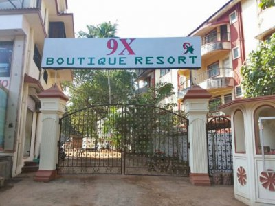 9X BOUTIQUE RESORT 2*