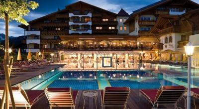 AKTIV & SPA RESORT ALPENPARK 4*