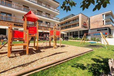 ALPENPARKS HOTEL & APARTMENT CENTRAL 3*