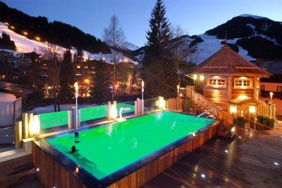 ALPINE PALACE NEW BALANCE LUXUS RESORT 5*