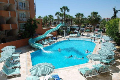 AMANOS BEACH (EX. YOUR DREAMS, APEX BEACH) 3*