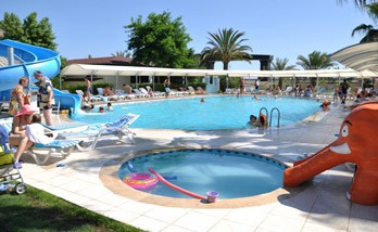 AQUA MARIN BEACH RESORT 4*