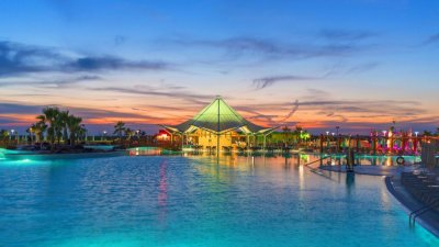 AQUASIS DE LUXE RESORT & SPA 5*