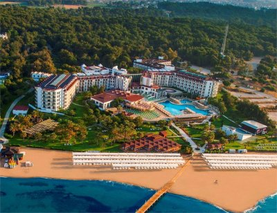 ARCANUS SIDE RESORT (EX. ASTERIA SORGUN RESORT) 5*