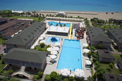 SOHO BEACH CLUB (EX. ARMAS BELEK) 5*