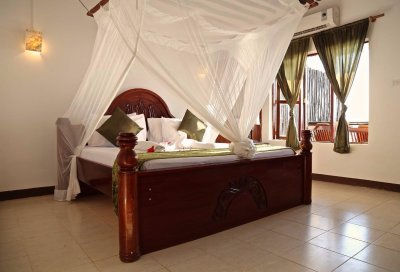 AMAAN NUNGWI BEACH RESORT (EX.AMAAN BUNGALOWS) 3*