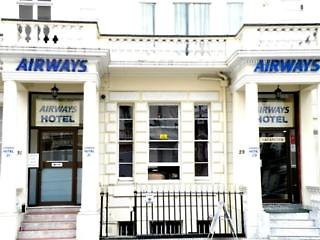 AIRWAYS HOTEL VICTORIA 3*