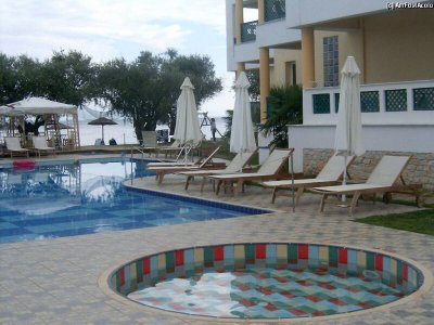 AEGEAN SUN HOTEL APARTMENTS 3*