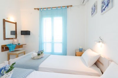 AGLAIA STUDIO & APARTMENT 2*