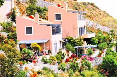 ANEMOS LUXURY VILLAS 3*