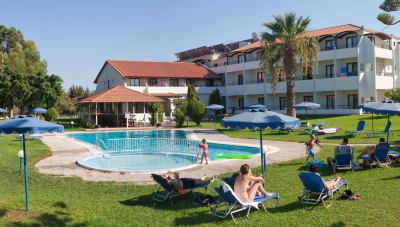 AQUA BEACH FAMILY WORLD 4*