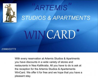 ARTEMIS STUDIOS & APARTMENT 2*