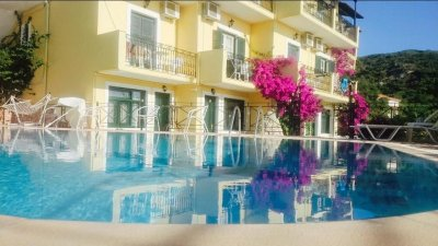 AVRA SEA VIEW PARADISE POOL APARTHOTEL 3*
