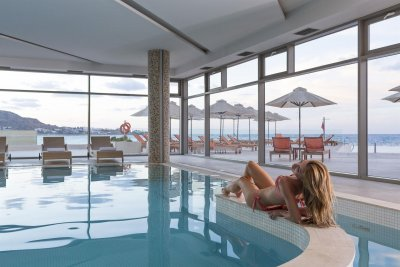I-RESORT BEACH HOTEL & SPA (EX. AKTIA LOUNGE HOTEL & SPA) 4*
