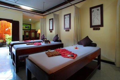 ABI BALI RESORT VILLA & SPA 4*