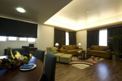 AL KHOORY HOTEL APARTMENTS 4*