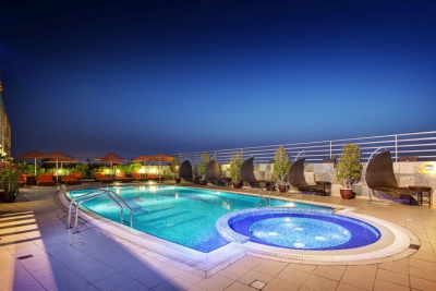 ABIDOS HOTEL APARTMENT AL BARSHA (EX. CORP EXECUTIVE HOTEL APARTMENTS) 3*