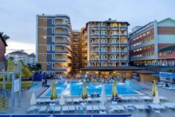 LIMONCELLO SANDY BEACH (EX.SENZA HOTELS INOVA BEACH)