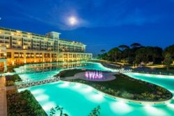 География отель Rixos Premium Belek foto