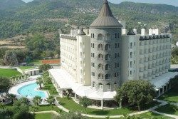 Castle resort & spa (ex. alinn sarigerme) Турция Даламан