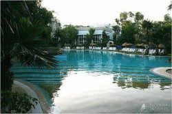 Shell beach hotel & spa (ex. tunisia lodge) Тунис Хаммамет