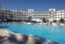 Palmyra holiday resort & spa (ex. daphne club skanes beach  chiraz thalasso & resort) Тунис Монастир