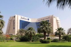 Radisson blu resort sharjah ОАЭ Шарджа