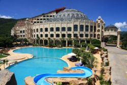 UNIVERSAL RESORT YALONG BAY SANYA HOTEL