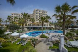 Aquamare beach hotel & spa Кипр Пафос