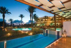 География отель Asimina Suites Hotel foto