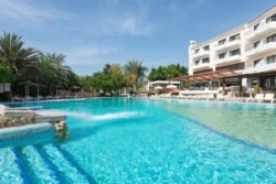 Paphos gardens holiday resort Кипр Пафос