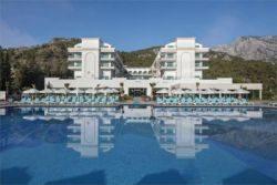 География отель Dosinia Luxury Resort  foto