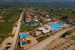 География отель Корфу Almyros Beach Resort foto