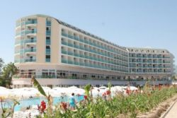 Hedef beach resort hotel & spa Турция Алания