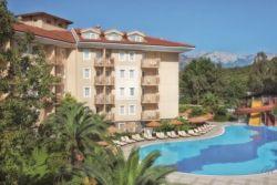 География отель Akka Claros Hotel foto