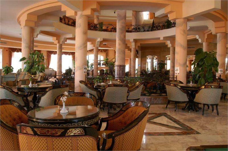 ALMAS RED SEA PALACE (EX. GOLDEN 5 ALMAS RESORT) 5*