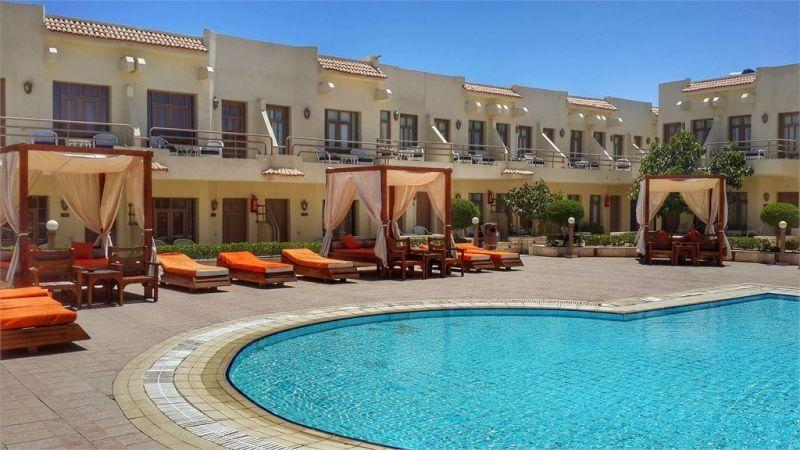 CATARACT LAYALINA RESORT (EX.DESSOLE CATARACT LAYALINA RESORT) 3*