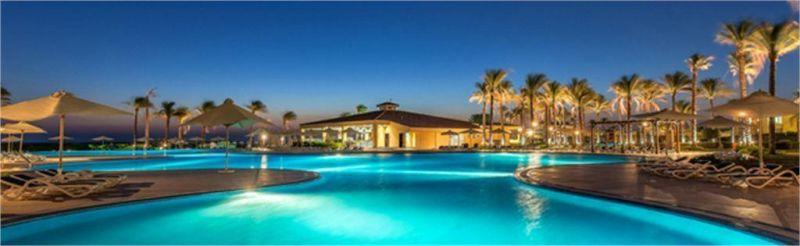 CLEOPATRA LUXURY RESORT MAKADI BAY 5*