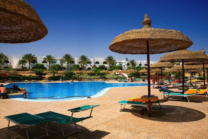 DOMINA CORAL BAY EL SULTAN 5*